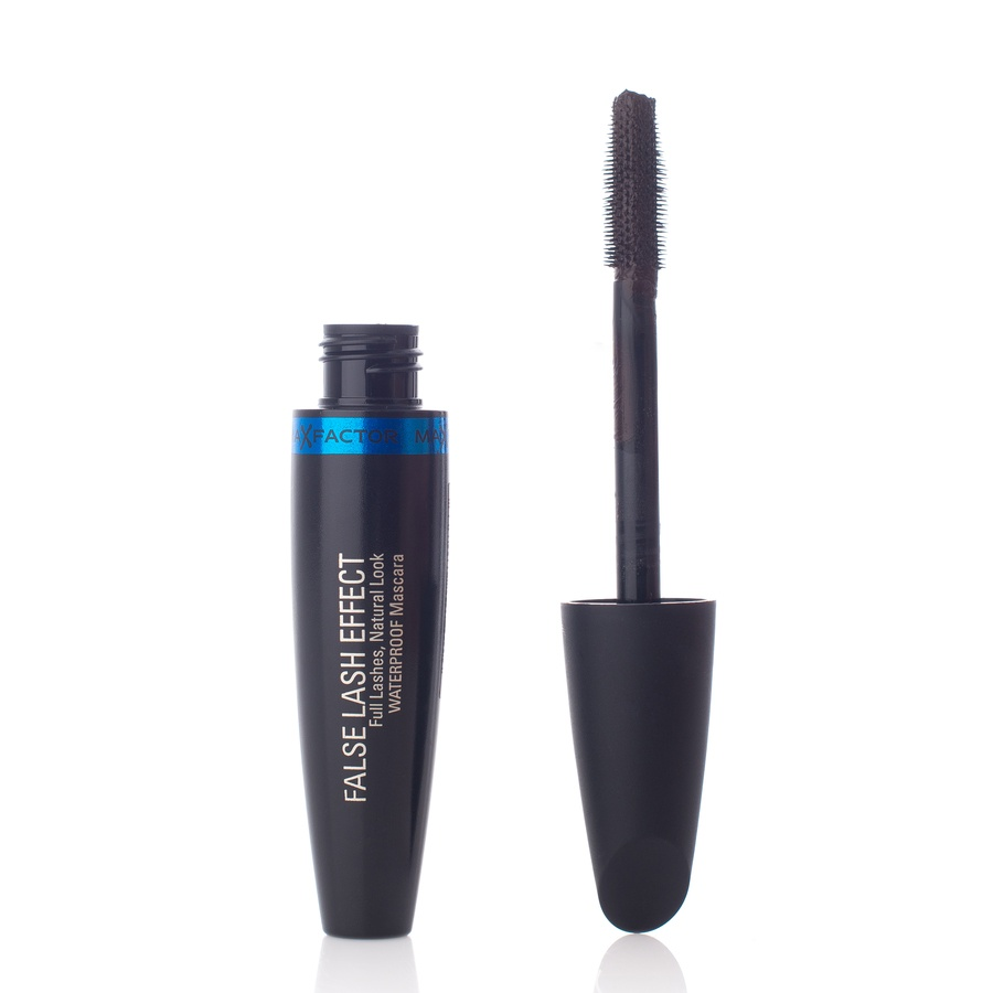 Max Factor False Lash Effect Mascara Waterproof Mascara, Black/Brown