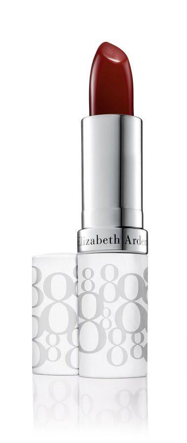 Elizabeth Arden Eight Hour Cream Lipstick Sheer Tint LSF 15, Plum