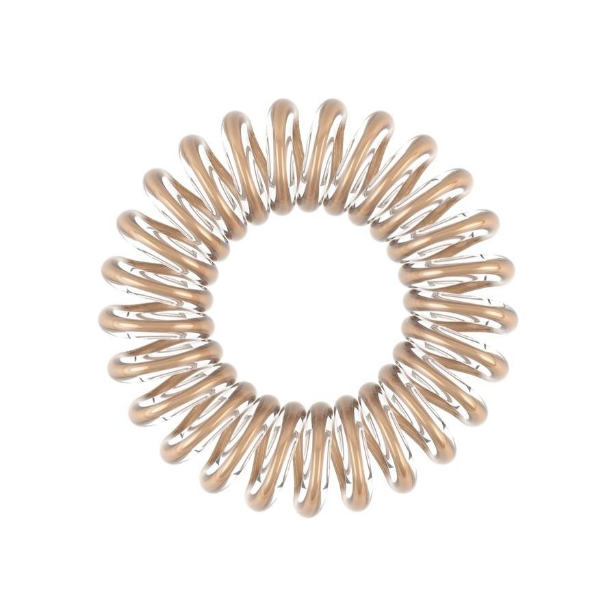 Invisibobble 3 Traceless Hair Rings, Bronze Me Pretty
