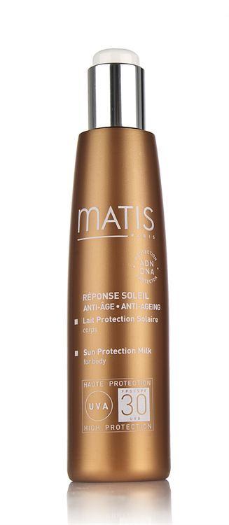Matis Réponse Soleil Anti-Ageing Sun Protection Milk LSF 30 150ml