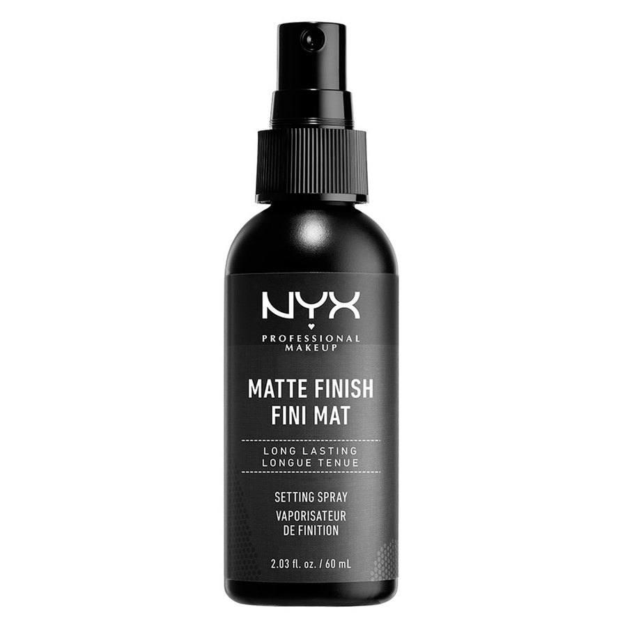 NYX Professional Makeup Make Up Setting Spray Matte Finish/Long Lasting MSS01