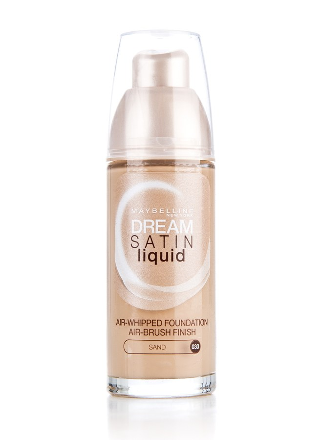 Maybelline Dream Satin Liquid (30 ml), 030 Sand