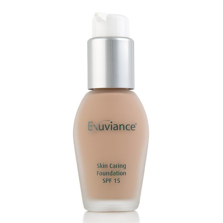 Exuviance CoverBlend Skin Caring Foundation LSF 15 (30 ml), Neutral Sand