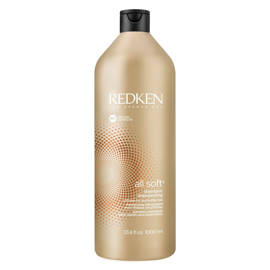 Redken All Soft Shampoo (1000 ml)