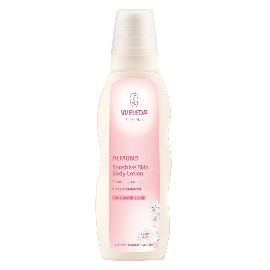 Weleda Almond Sensitive Skin Body Lotion (200ml)