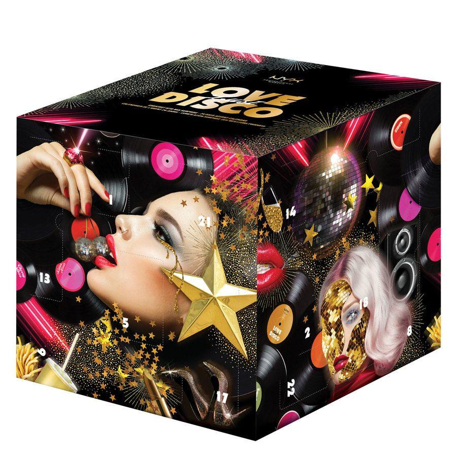 NYX Love Lust Disco 24 Days Adventskalender