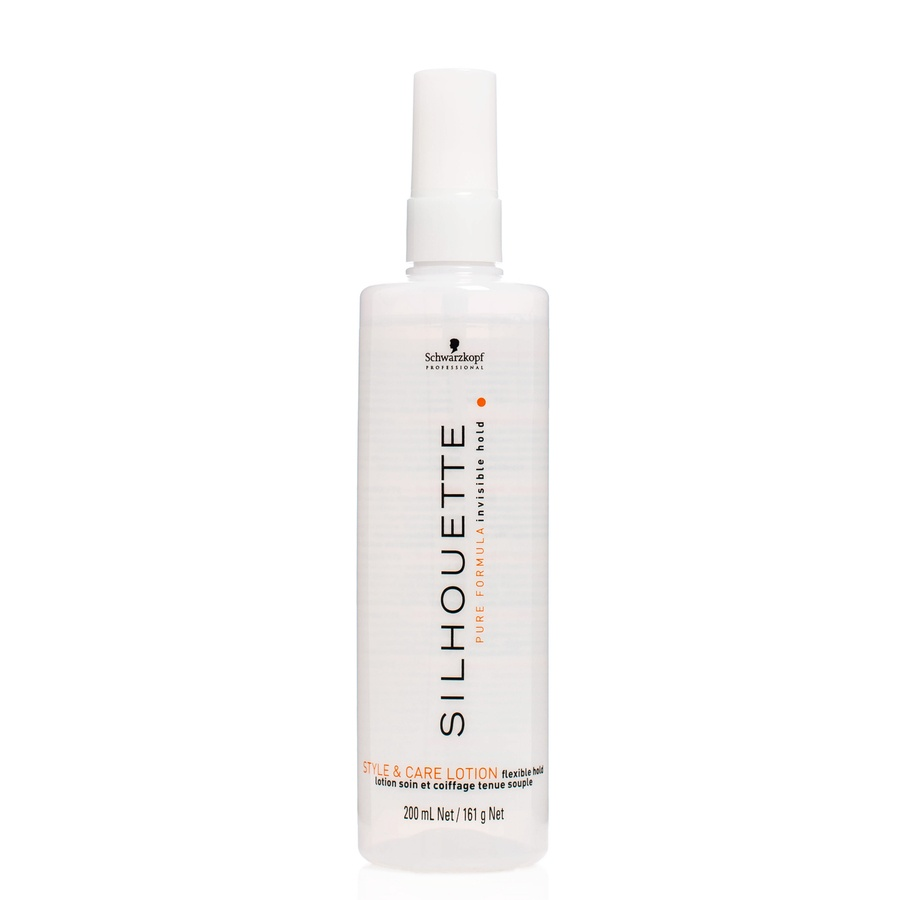 Schwarzkopf Silhouette Flexible Hold Styling & Care Lotion Volumenspray (200 ml)