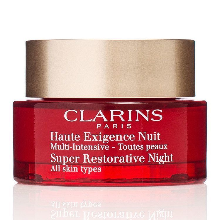 Clarins Super Restorative Night Cream All Skin Types (50 ml)
