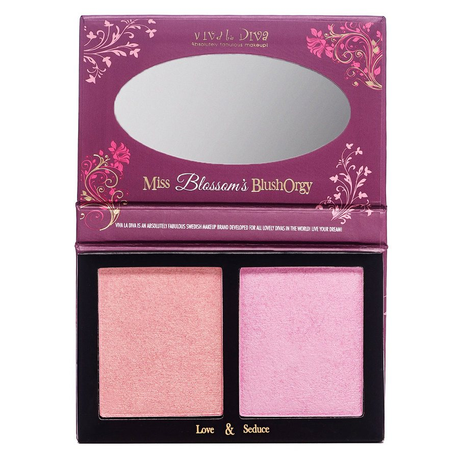 Viva La Diva Miss Blossom's BlushOrgy