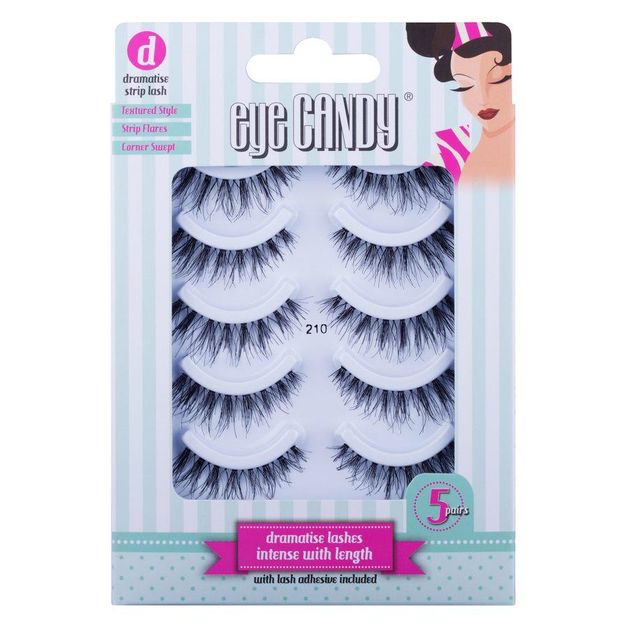 Eye Candy Strip Lash Multipack, 210