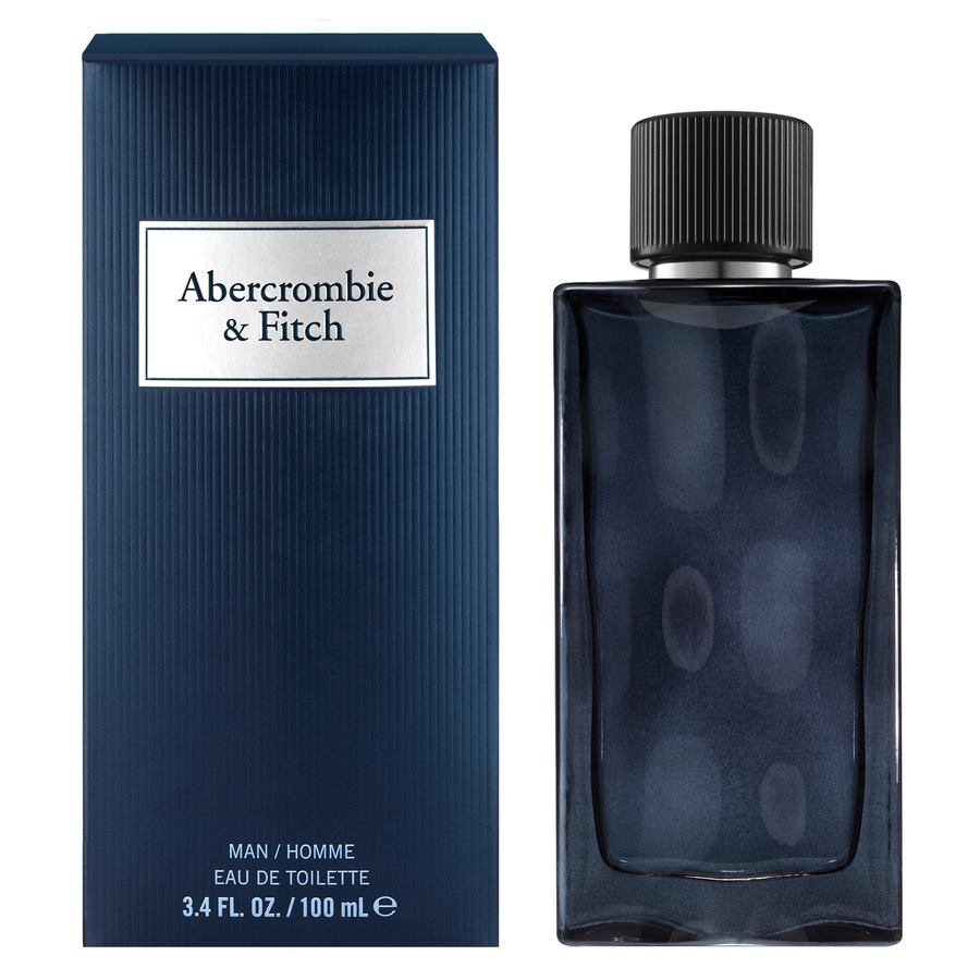Abercrombie & Fitch Blue Men Eau De Toilette (100 ml)