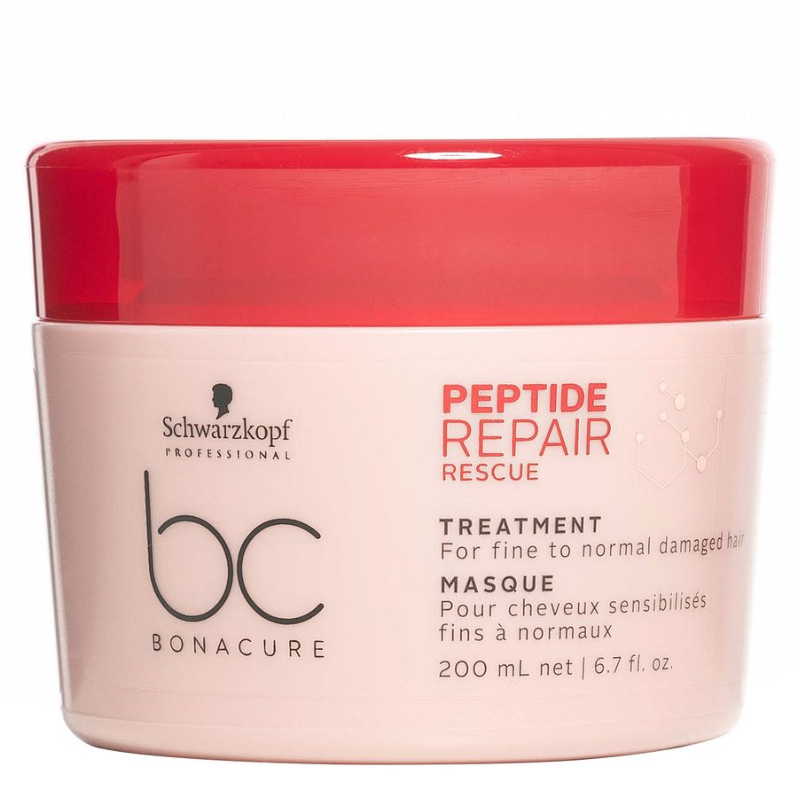 Schwarzkopf BC Peptide Repair Rescue Treatment (200 ml)