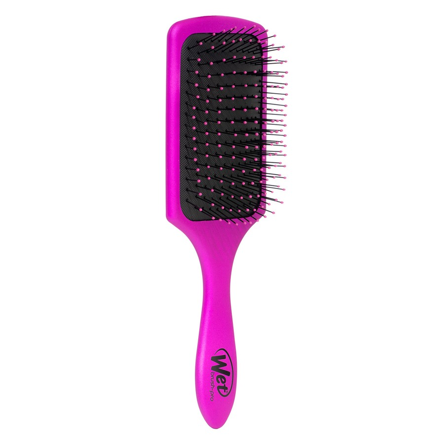 Wet Brush Purple Paddle W / Aqua Vents