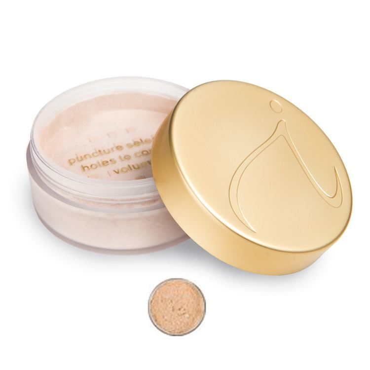 Jane Iredale Amazing Base Loose Mineral Powder SPF 20 (10,5 g), Ivory