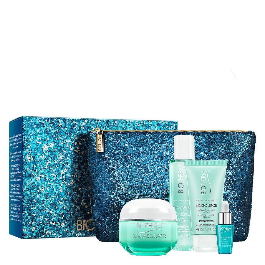 Biotherm Aquasource Gel Geschenkset Hautpflege
