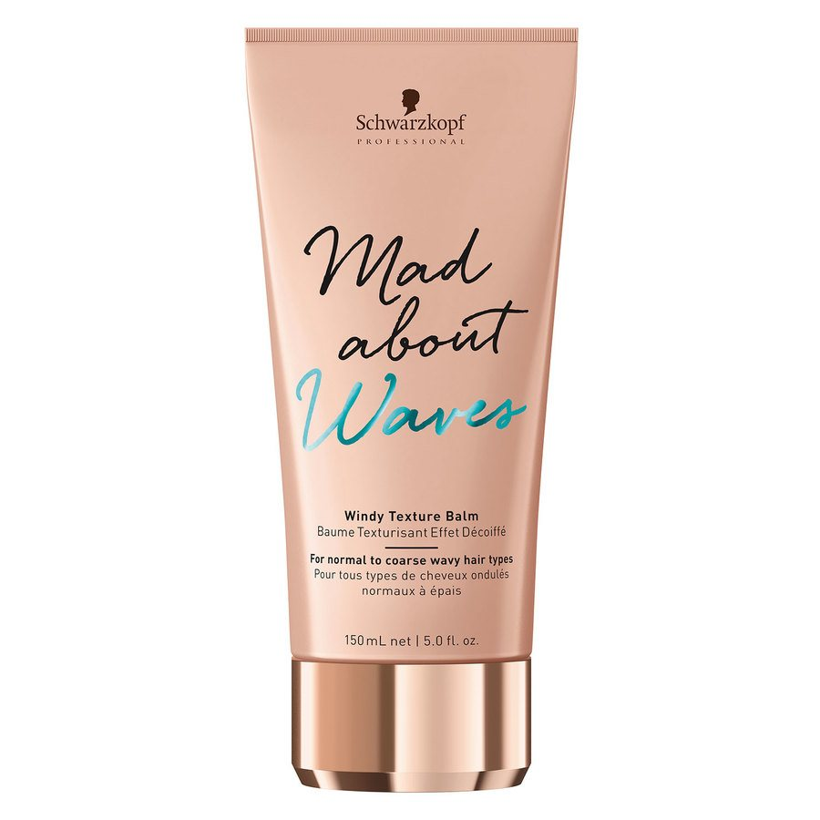 Schwarzkopf Mad About Waves Windy Texture Balm (150 ml)