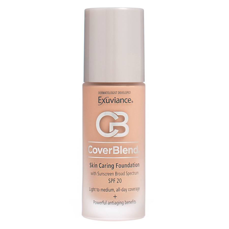 Exuviance CoverBlend Skin Caring Foundation SPF 20 Neutral Beige 30ml