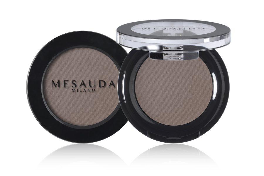Mesauda Milano Glam Matte Eyeshadow Lidschatten, 107 Cashmere (1,5 g)