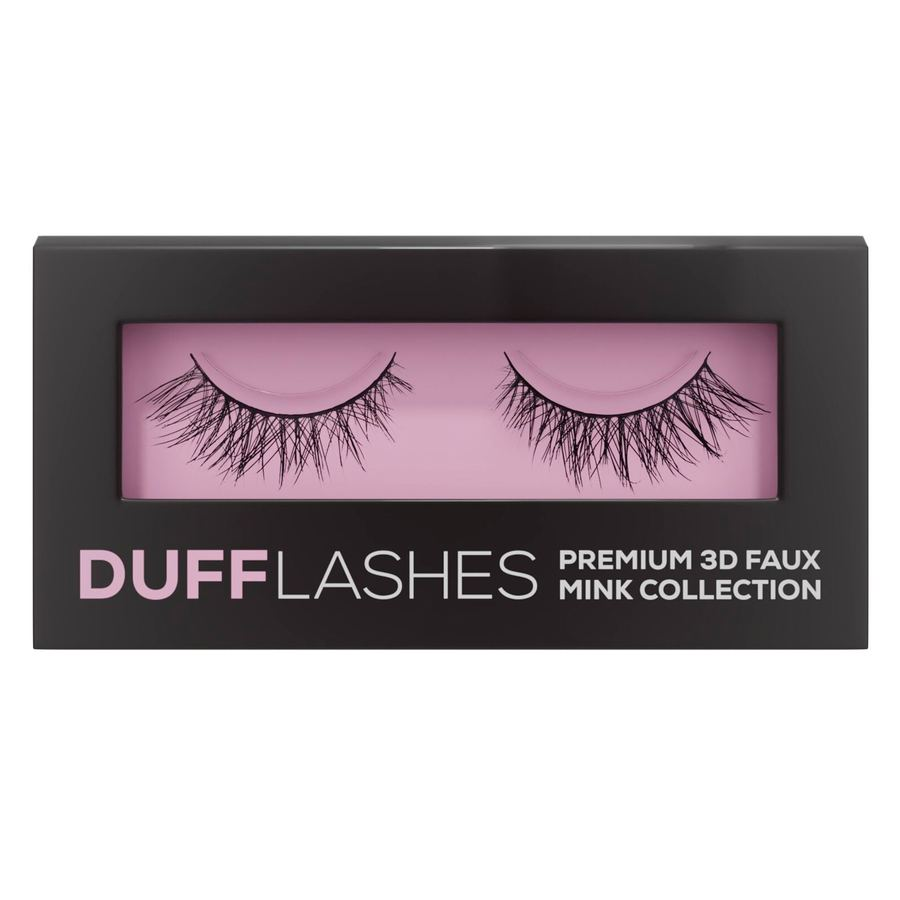 DUFFLashes Au Natural 3D lashes