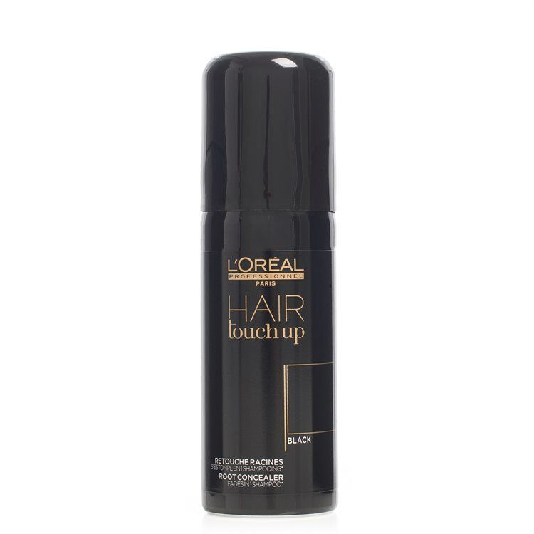 L'Oréal Professionnel LP Hair Touch Up (75 ml), Black
