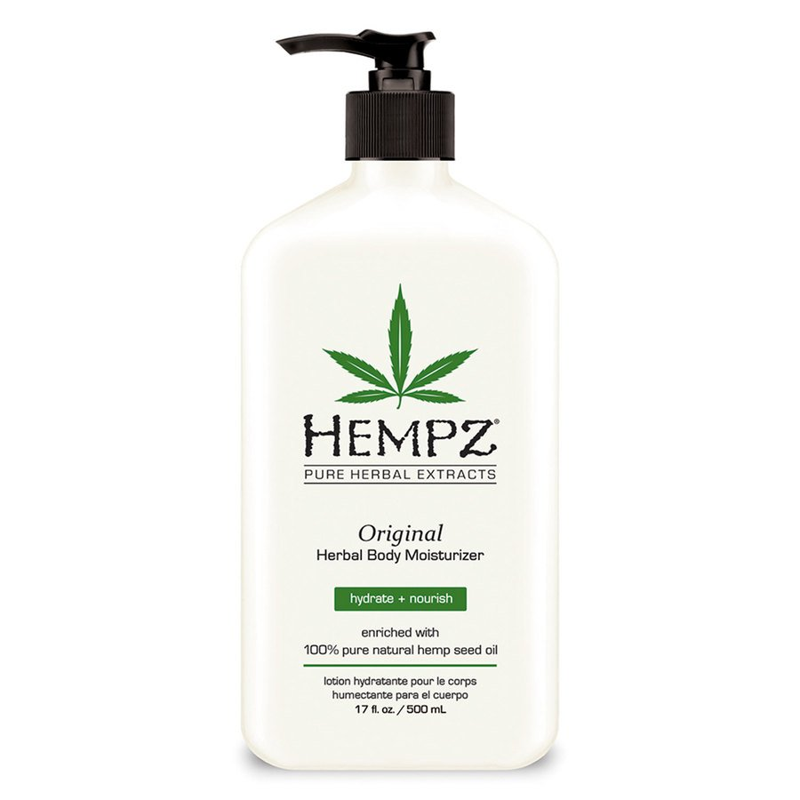 Hempz Herbal Body Moisturizer (500ml)