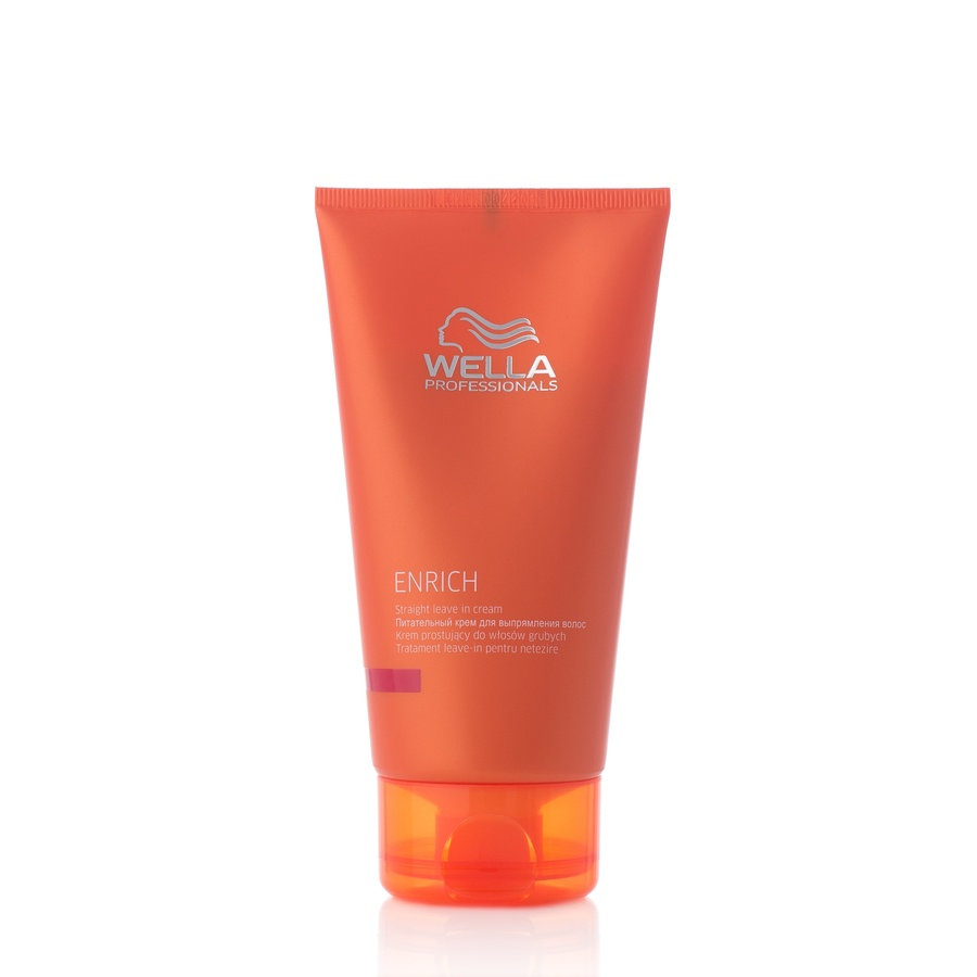 Wella Professionals Enrich Straight Leave In Cream (150 ml)
