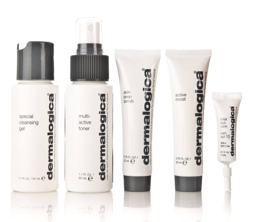 Dermalogica Skin Kit Normal/Oily (5 Dele)