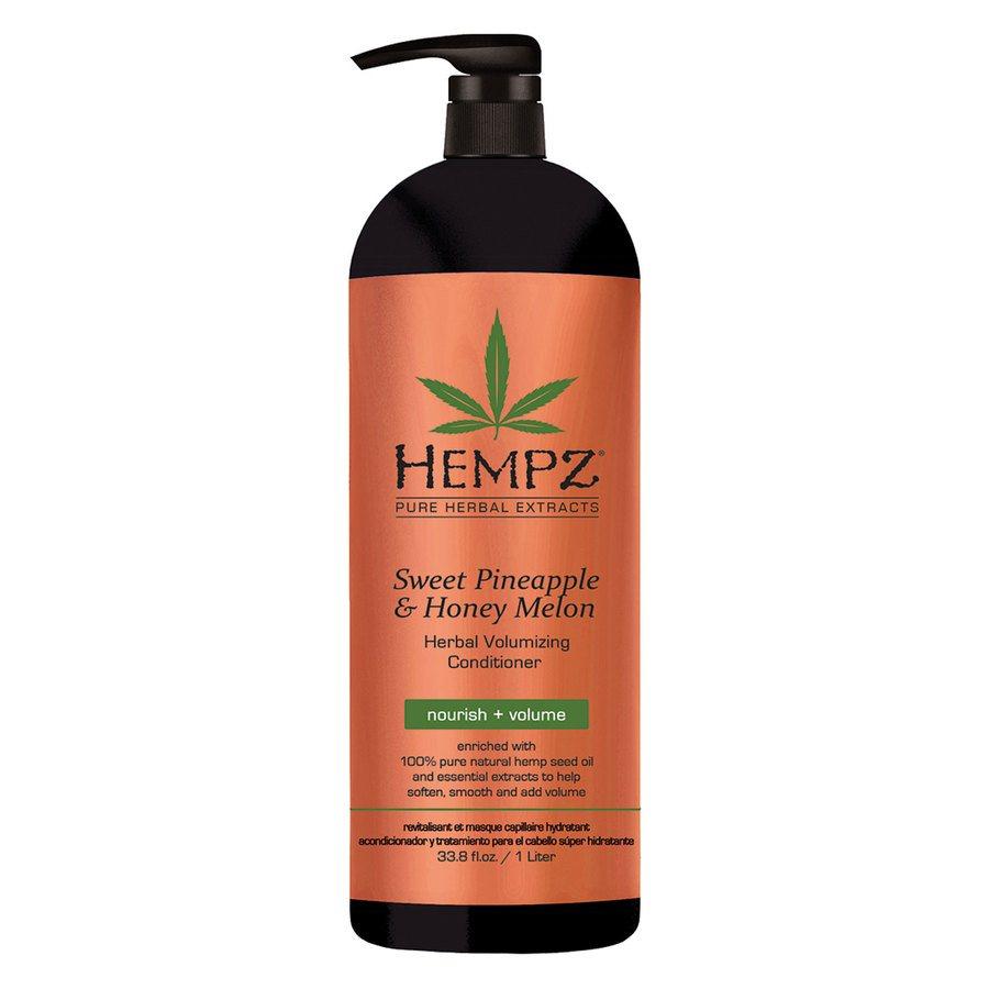 Hempz Sweet Pineapple & Honey Melon Volumizing Conditioner (1000ml)