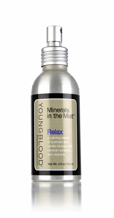 Youngblood Minerals In The Mist (118 ml), Relax