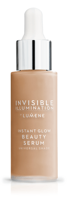 Lumene Invisible Illumination Instant Glow Beauty Serum Universal Medium (30 ml)
