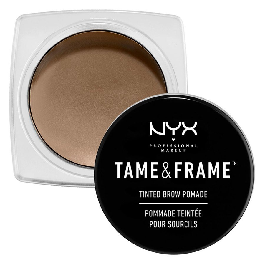 NYX Professional Makeup Tame & Frame Tinted Brow Pomade, 01 Blonde