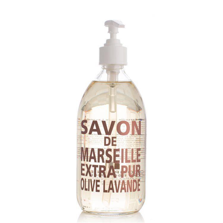 Compagnie De Provence Liquid Soap Olive & Lavender Glasflaske 500ml