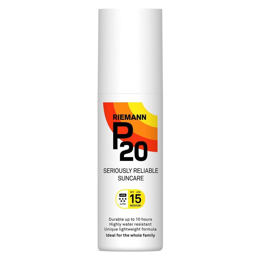 P20 SPF 15 Riemann Spray (Pump spray) (100 ml)