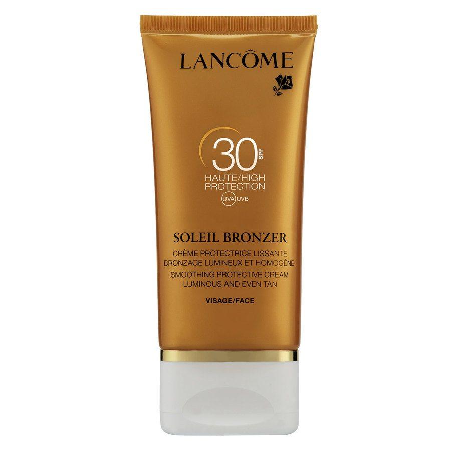 Lancôme Soleil Bronzer Sun Protection Face Cream SPF30 (50 ml)