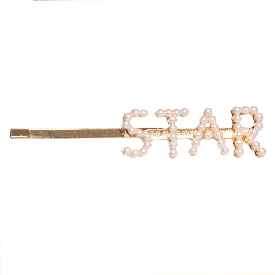 Just D`Lux Hairclip, Star