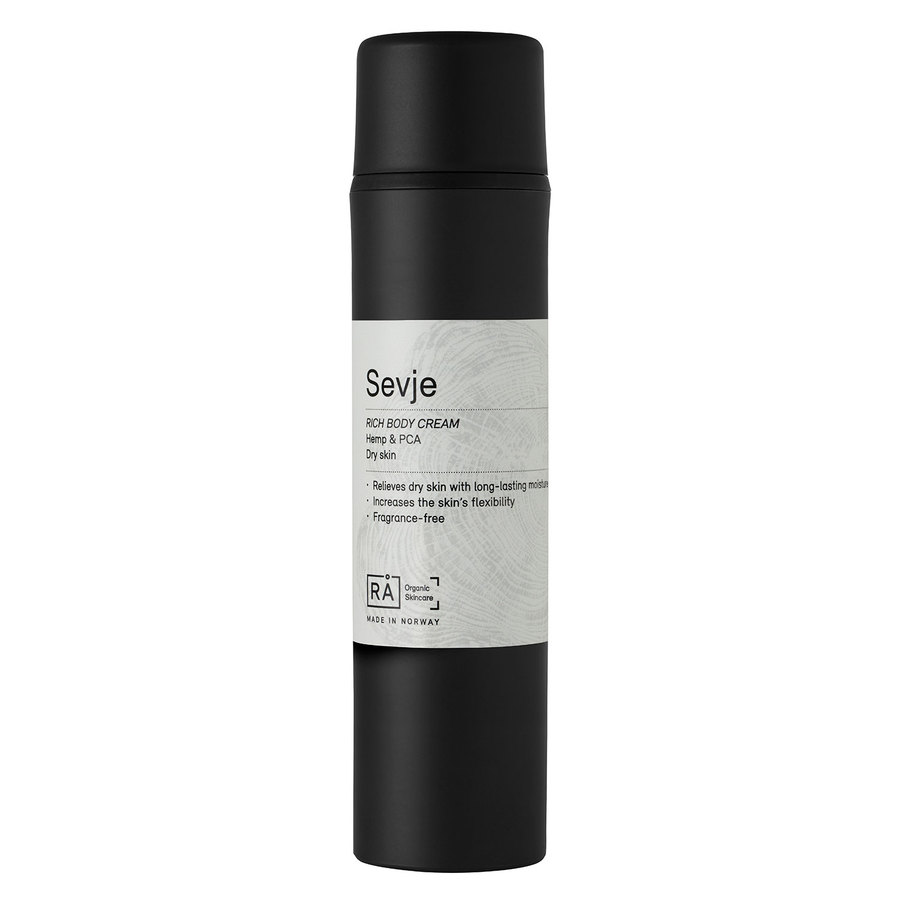 RÅ Organic Skincare Sevje Rich Body Lotion (150 ml)