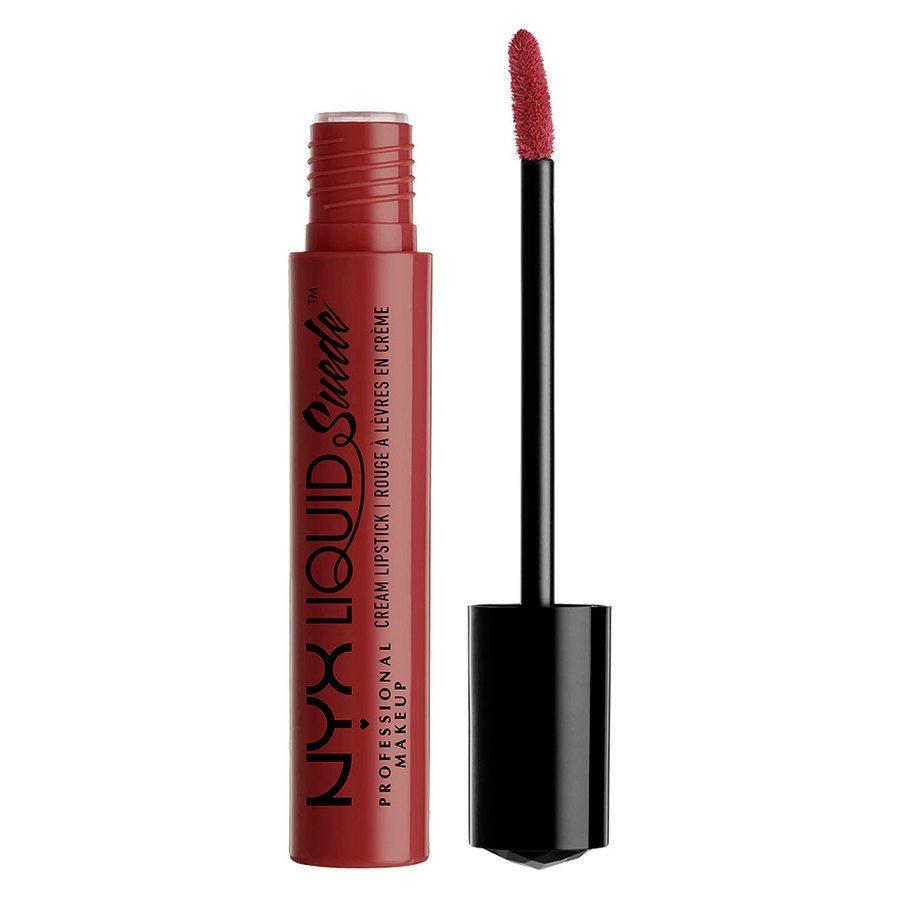 NYX Prof. Makeup Liquid Suede Cream Lipstick Soft Spoken