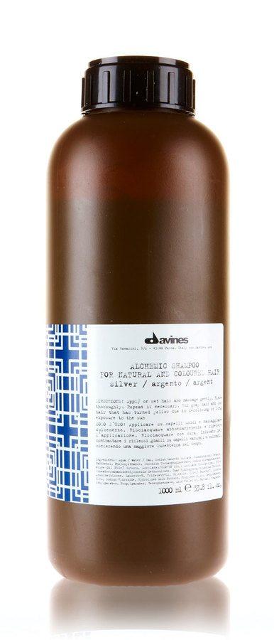 Davines Alchemic Shampoo, Silver (1000ml)