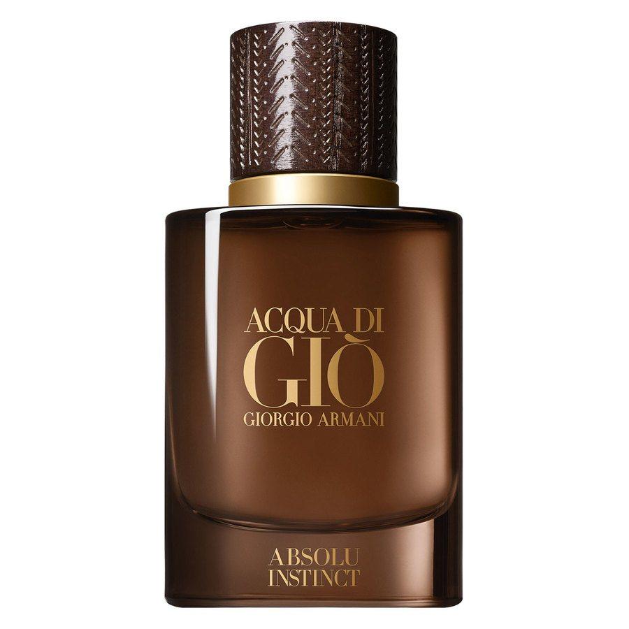 Giorgio Armani Acqua Di Gio Absolu Instinct Eau De Parfum 40ml)