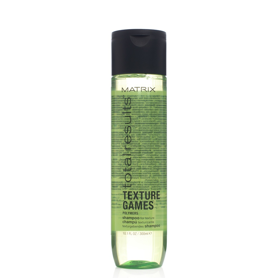 Matrix Total Results Texture Games Shampoo (300 ml)