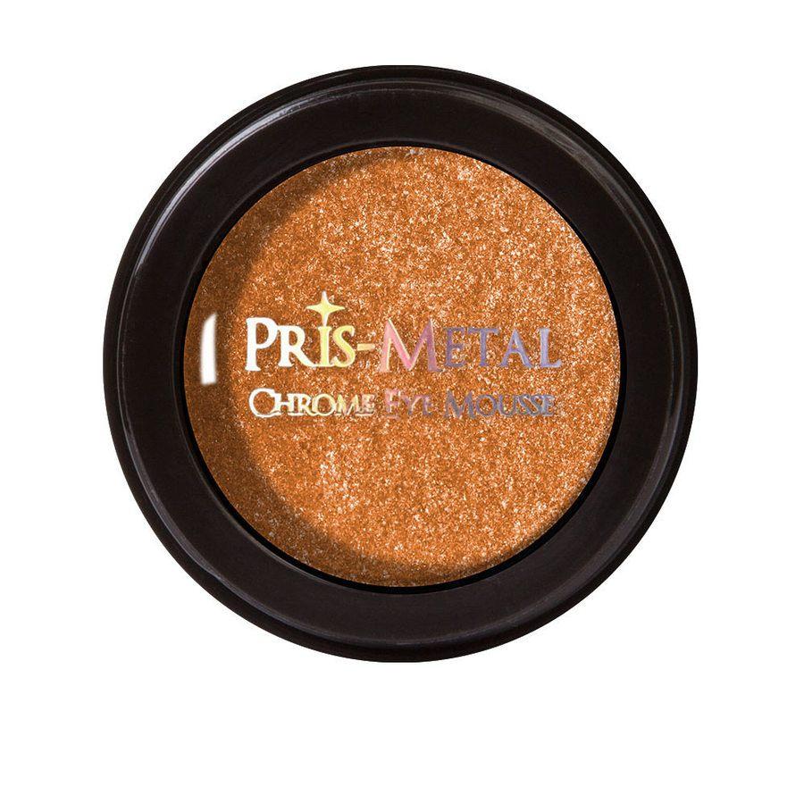 J.Cat Pris-Metal Chrome Eye Mousse, Orange U Happy (2g)