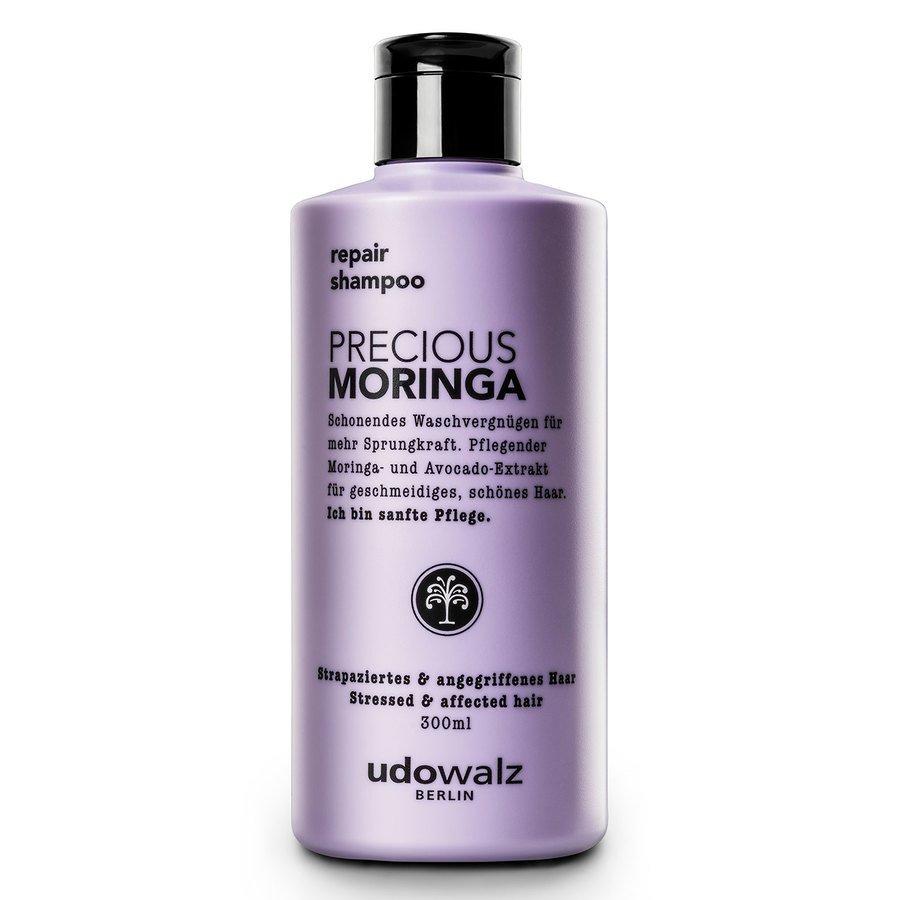 Udo Walz Precious Moringa Repair Shampoo 300ml