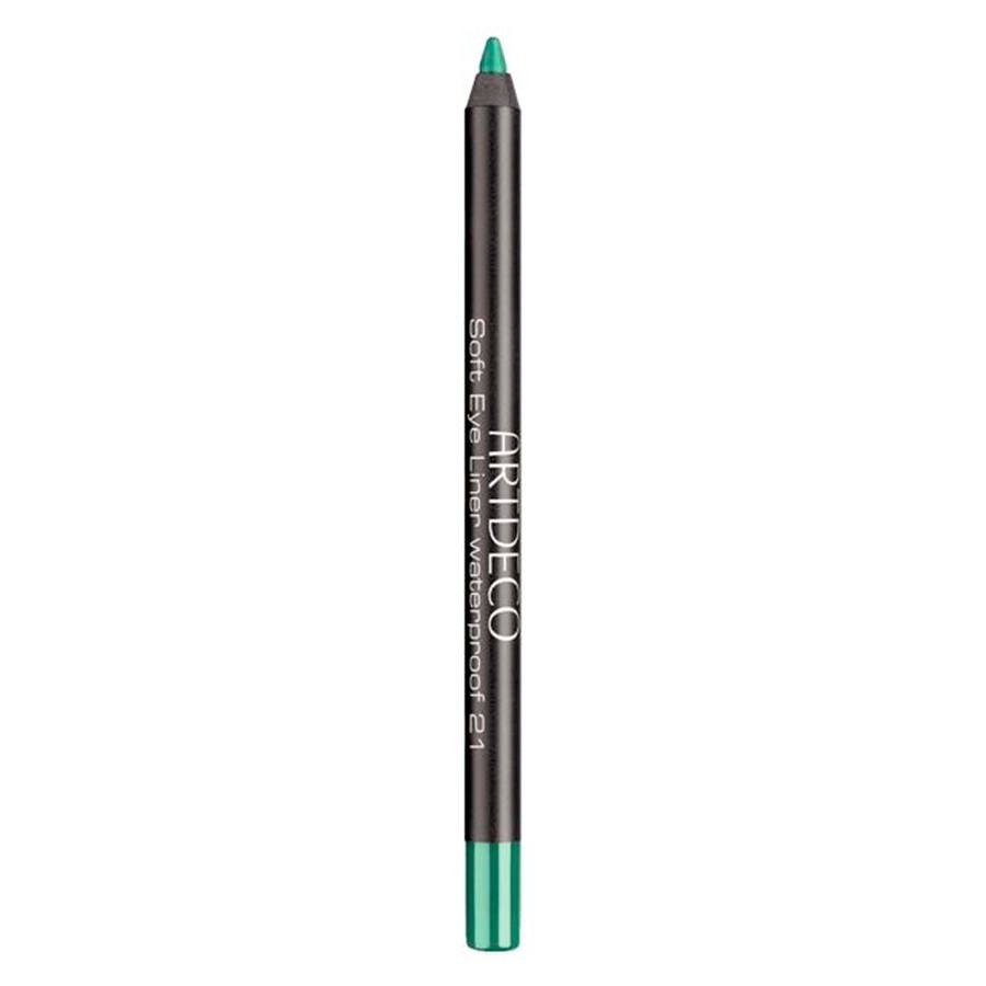 Artdeco Soft Eye Liner Waterproof, #21 Shiny Light Green