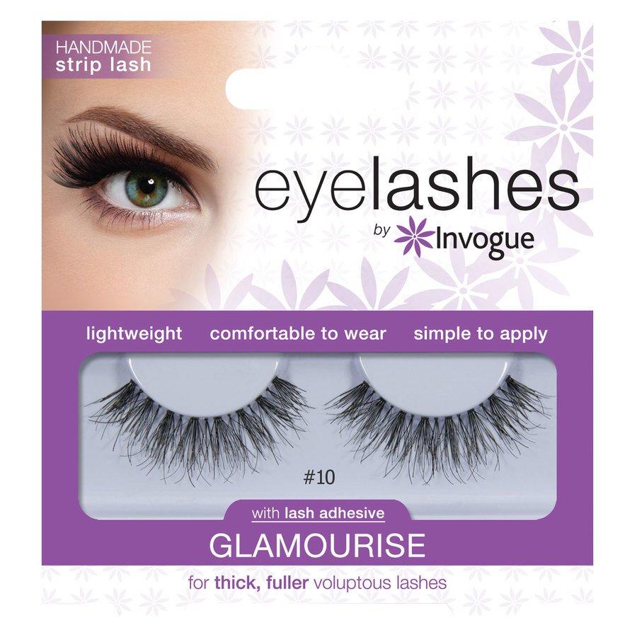 Invouge Eyelashes Glamourise #10