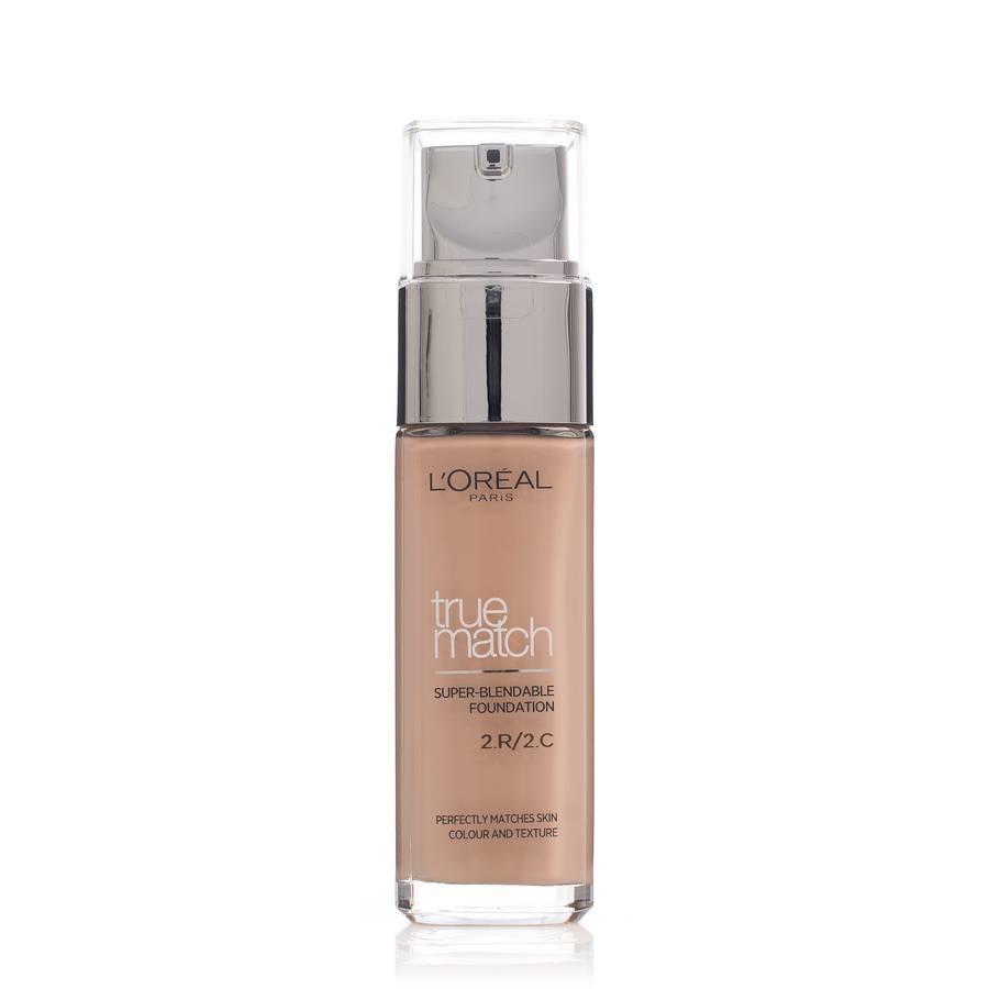 L'Oréal Paris True Match Liquid Foundation, C2 Rose Vanilla