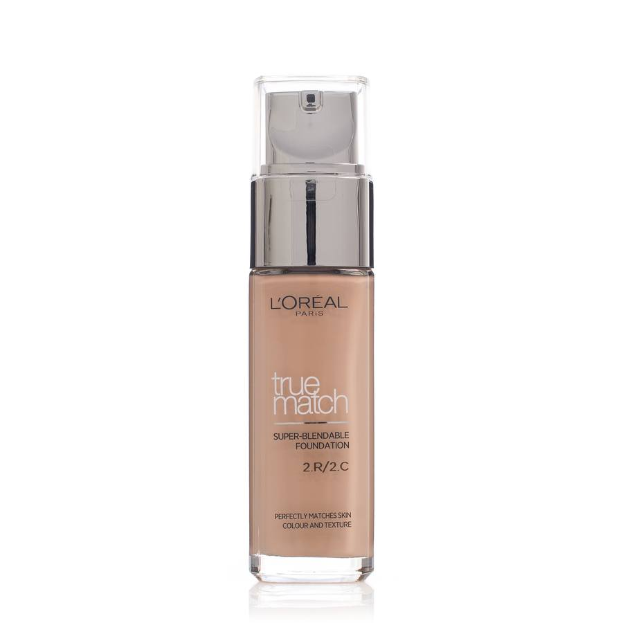 L'Oréal Paris True Match Liquid Foundation, C2 Rose Vanilla
