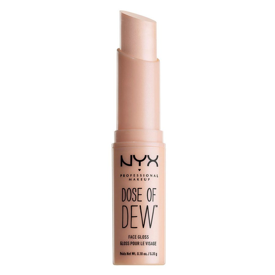 NYX Professional Makeup Dose Of Dew Face Gloss, DOD01
