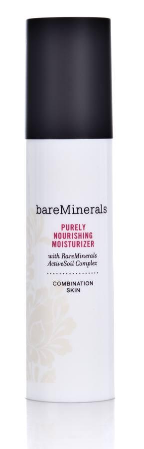 BareMinerals Naturally Luminous Purely Nourishing Moisturizer Combination Skin (50 ml)