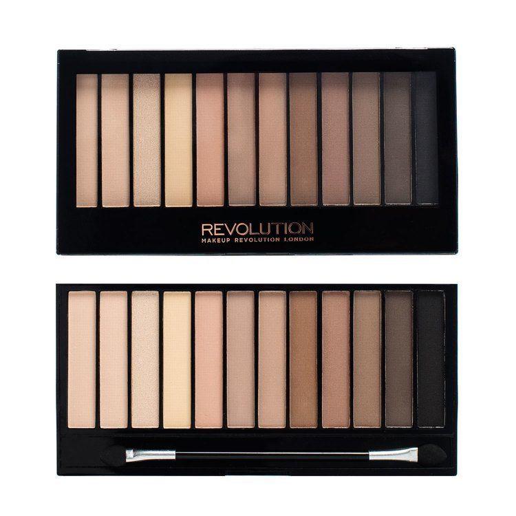 Makeup Revolution Redemption Palette Iconic Elements 14g