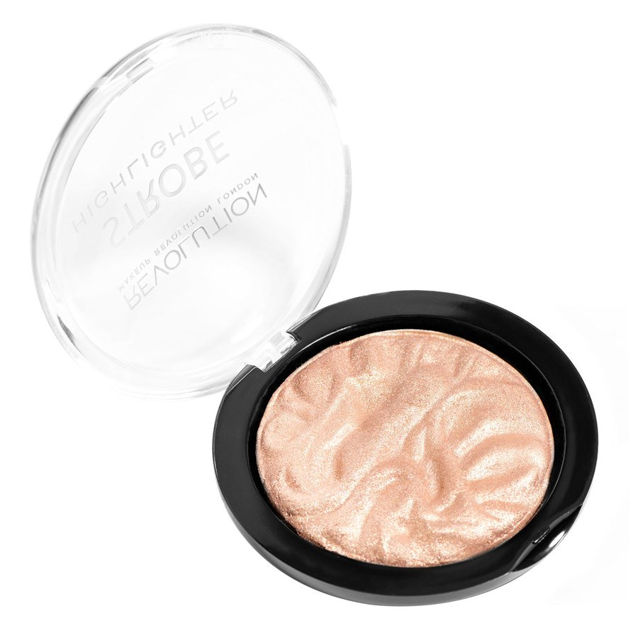Makeup Revolution Strobe Highlighter, Gold Addict